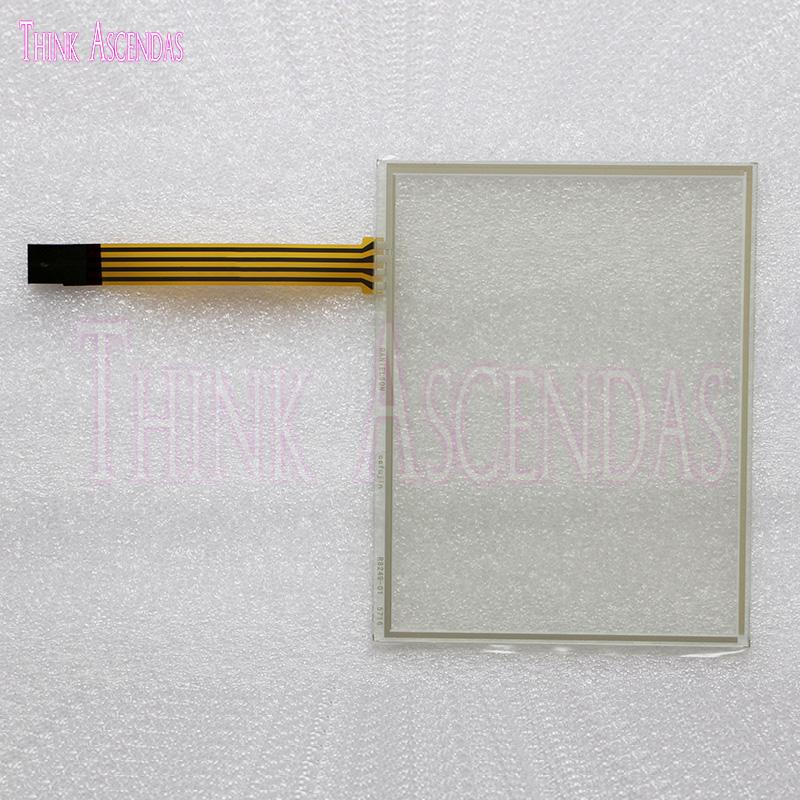 Brandneue hochwertige Uniop ECT-16-0045 Touchscreen Panel TouchPad Touchscreen Schutzfolie E-Maske