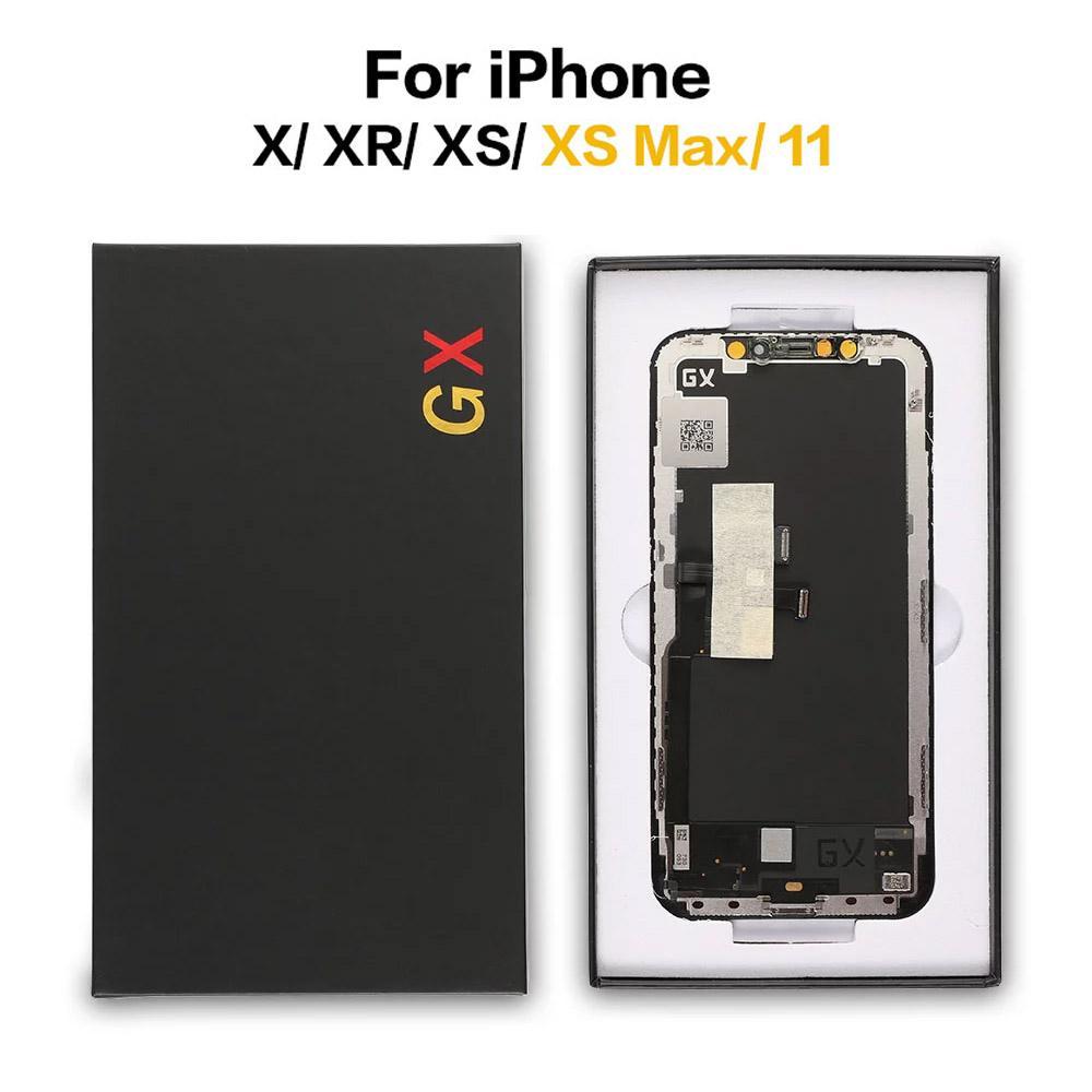 Oled ЖК-дисплей для iPhone X XS XS MAX XR 11 ЖК-дисплей Сенсорный экран Сенсорный экран