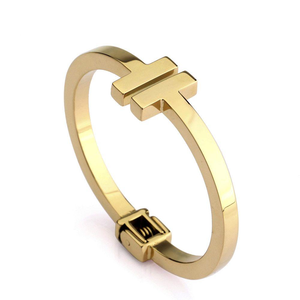 الكفة الإسورة المقاوم للصدأ أنثى أساور للنساء سوار أساور العصرية ساحة قطاع pulseiras مجوهرات هدية