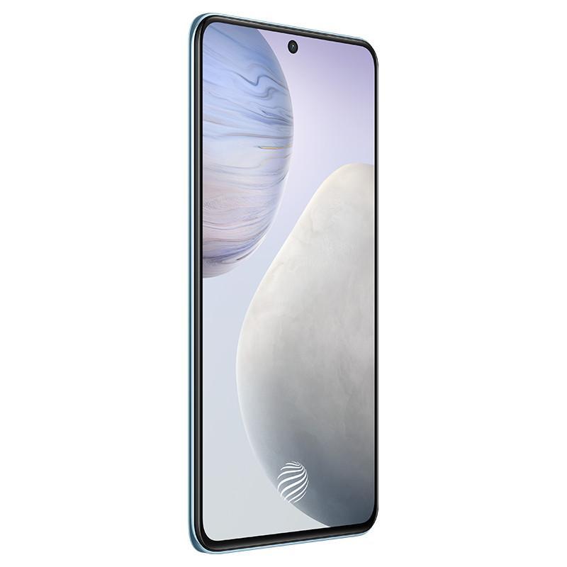 Original vivo x60 pro 5G Mobiltelefon 12 GB RAM 256GB ROM Exannos 1080 48MP Android 6,56 Zoll 120Hz Vollbild-Fingerabdruck-ID Gesichts-Handy