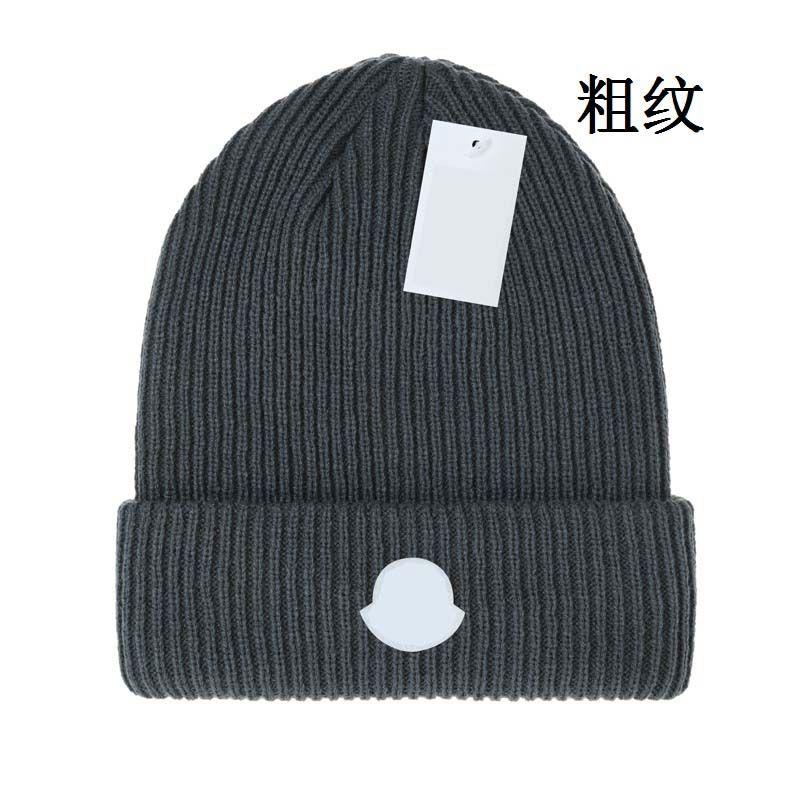 2019 디자이너 BEANIES Winter HAT CAP Mens White BEANIE Black Blue Doudoune Homme Hiver Marque 착실히 보내다 파카 코트
