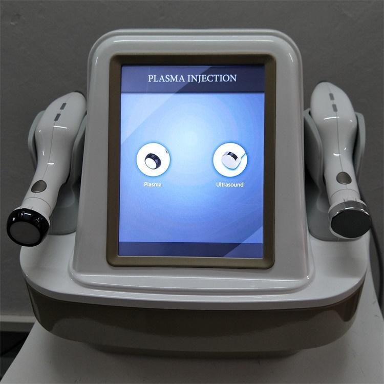 Máquina de ducha Plasma BT de alta calidad para la máquina de belleza del plasma del tratamiento del acné para la eliminación de acné activo