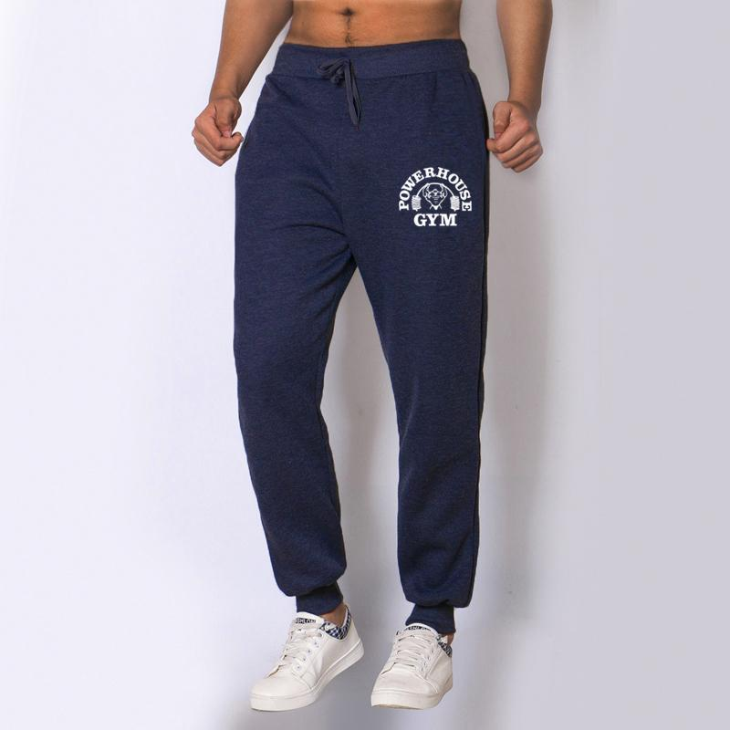 Erkek Pantolon 2021 Bahar Polar Joggers Erkekler Spor Sweatpants Koşu Eşofman Erkek Sıcak parça Sportpant Dekorasyon