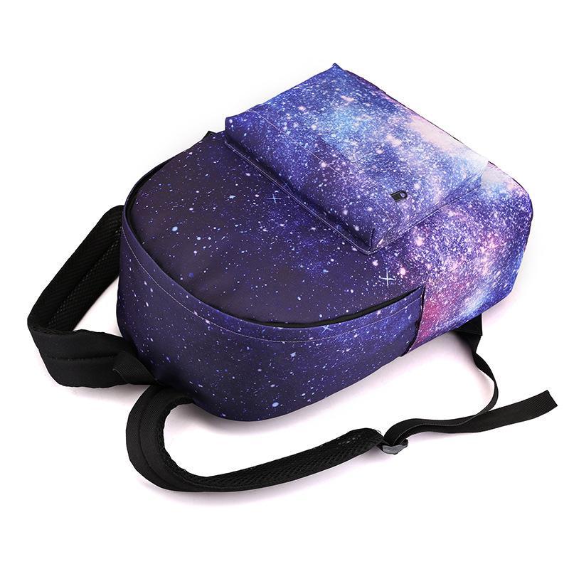 Sacs à étanchéité mignon sacs à dos unisexe pour filles Grande School Sac à dos pour adolescents garçons Schoolbag sac à dos sac à dos sac à dos