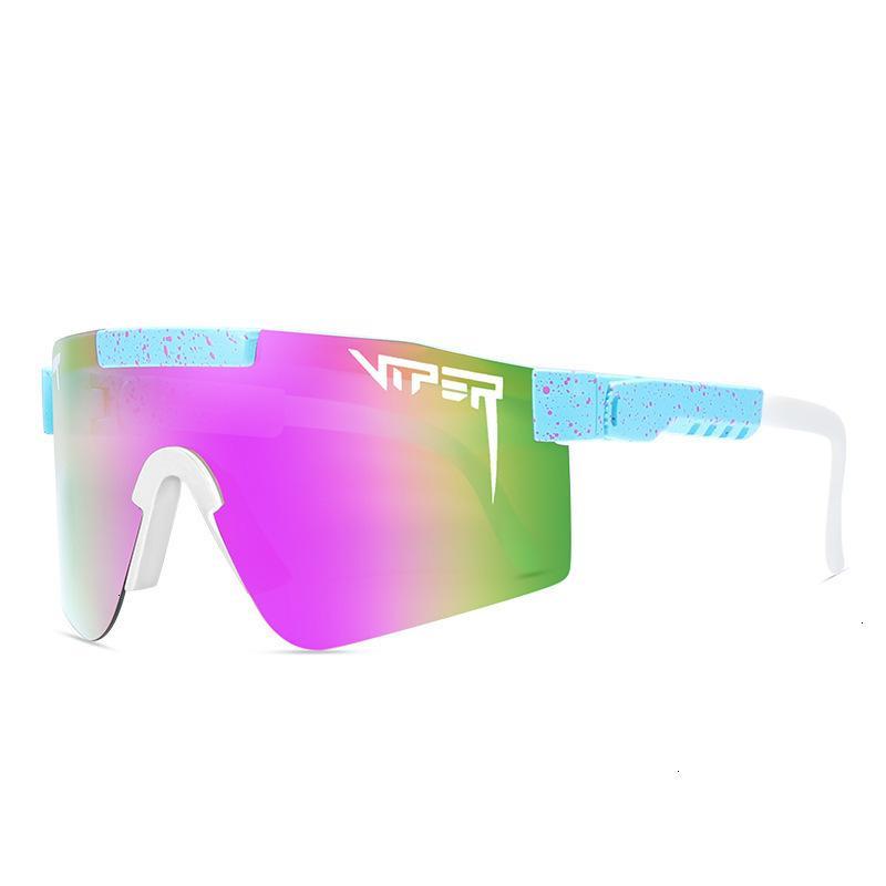 1993 Doble Gafas de sol Gafas Especialista polarizado Viper Pit Wide 2000 Deportes The Oany PTVTL