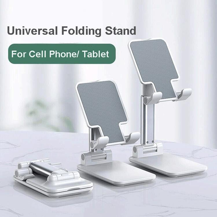 Portable Universal Folding Stand For Cell Phone Tablet Desktop Mounts & Holders Flexible Adjustment 4 Colors Available Drop Shipping