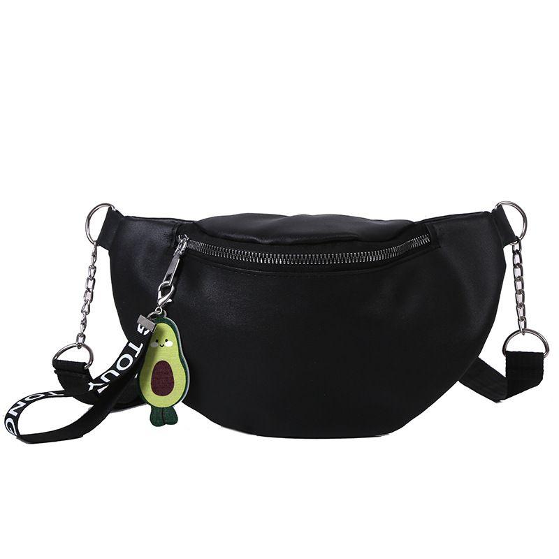 Cintura Mulheres Bumbag Saco Senhora Abacate Para Moda Banane Bag 2 Cross Body Sac Cinto Mulher 2020 Cor Hreim