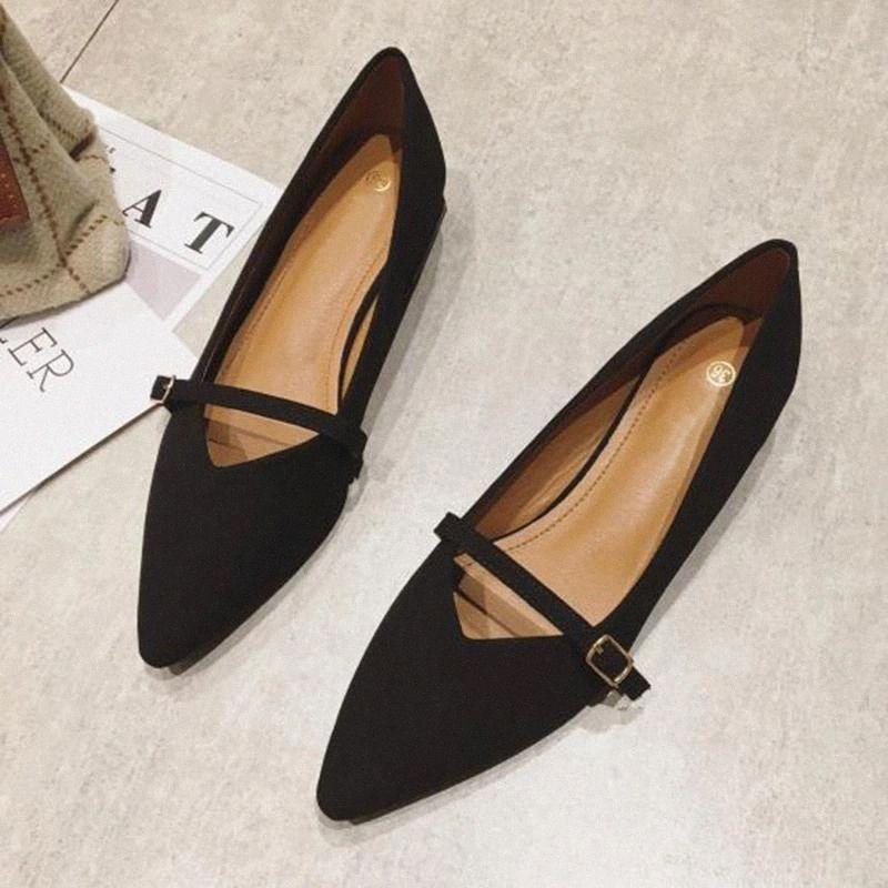 Büro Damen Schuhe Frauen High Heels Spitz Tode Niedrige Ferse 3 cm Lässige Frau Ferse Schuhe Mode Pumps Schwarz Rot Weibchen A1739 # 2n48