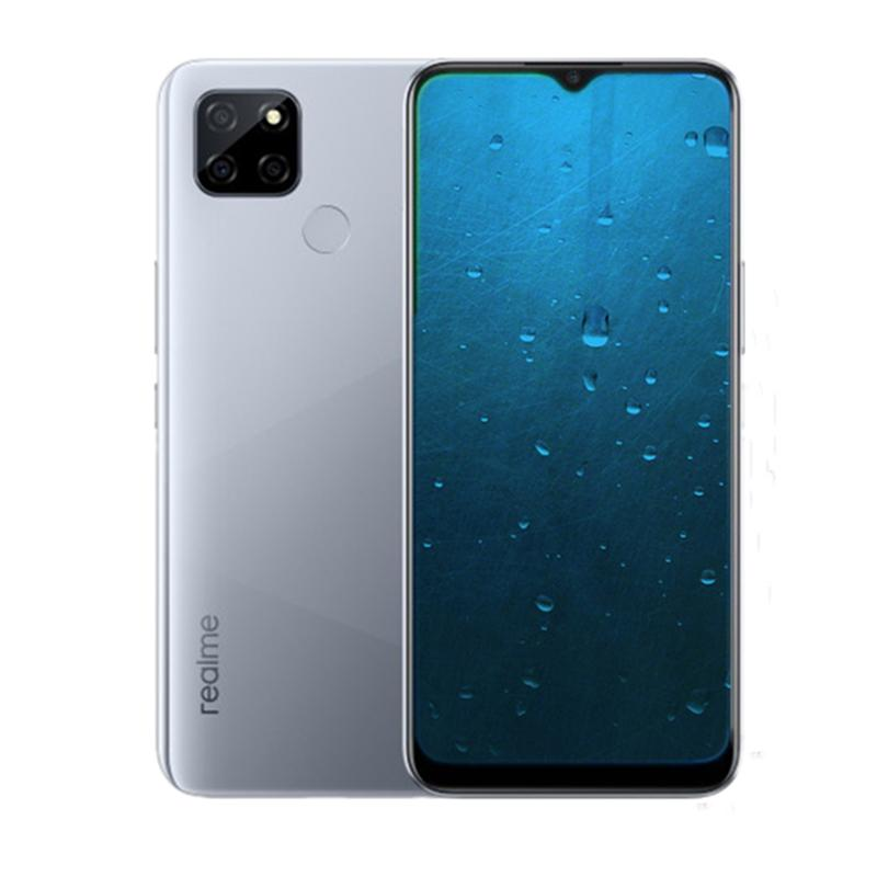 "Original REALME V3 5G Mobiltelefon 6 GB RAM 64GB 128 GB ROM MTK 720 Octa Core Android 6.5 ""Full Screen 13MP 5000mAh Fingerprint-ID-Handy"