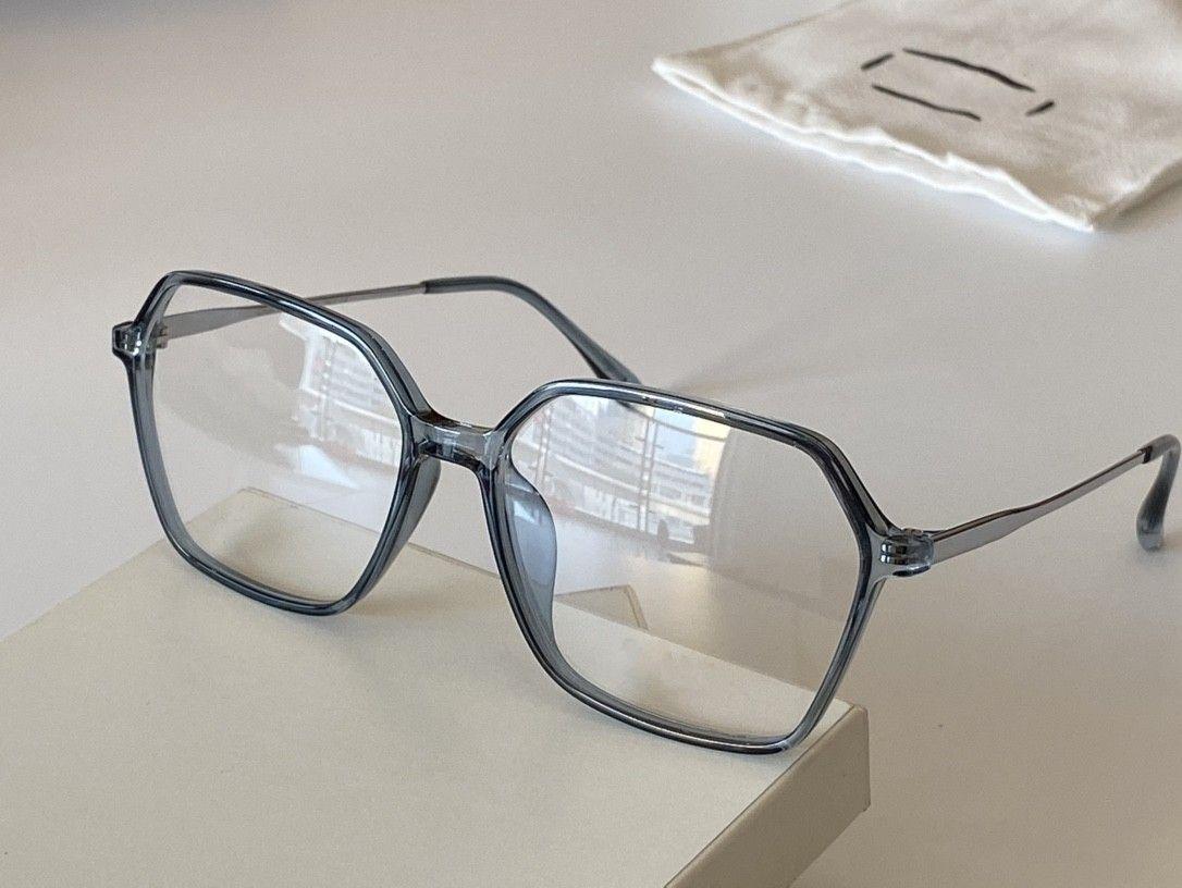 2021 Neue Brillen Mode Frameless Brillen Business Spring 8017 Rezept Beine Einfache Herren Optische Gläser Rahmen Stil FQUCE