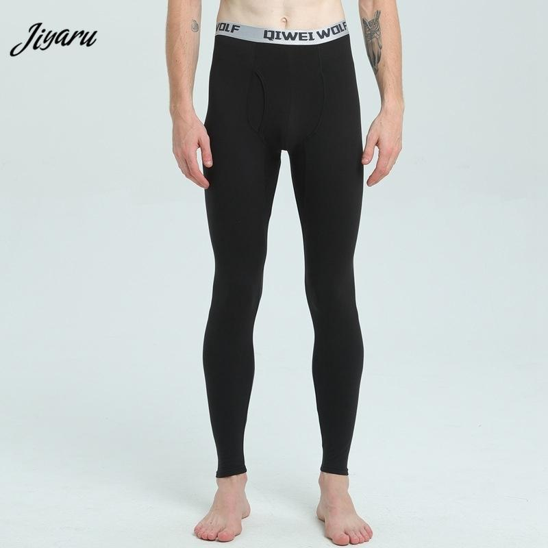 Winter Thermal Warm Thermo Underwear Compression Quick Drying Long Johns Men Clothing