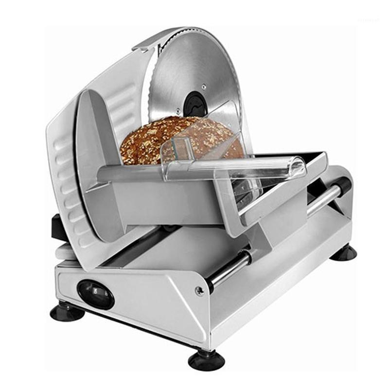 Procesadores alimenticios Electric Hogar Carne Slicer Toast Toast Pan Pequeño Molinillo Acero Inoxidable Body1