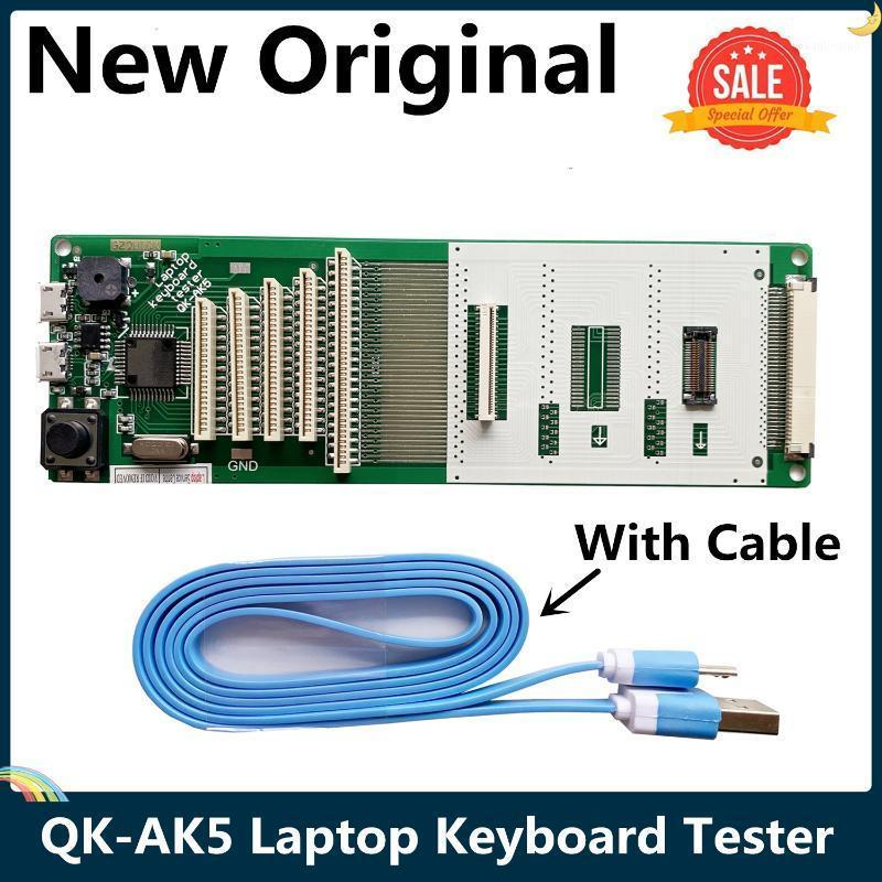 Computer Cables & Connectors LSC QK-AK5 Laptop Keyboard Tester Testing Device Machine Tool USB Interface With Cable 1