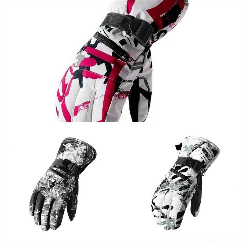 DQUOU2 LAND SCHLECHTE Tüll Lange Handschuhe Skifahren Ski Hochzeit Ellenbogen Handschuhe Farbe Sports Foto Schießzubehör Touchscreen Winddicht Urlaub DIY