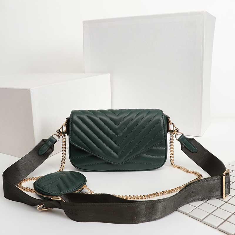 New Sale Bag 53936 Messenger Ombro Bolsa Bag Hot Designer Senhoras Classic Wallet Moeda Moeda Top Bolsa Qualidade Por Atacado Moda PKJBA