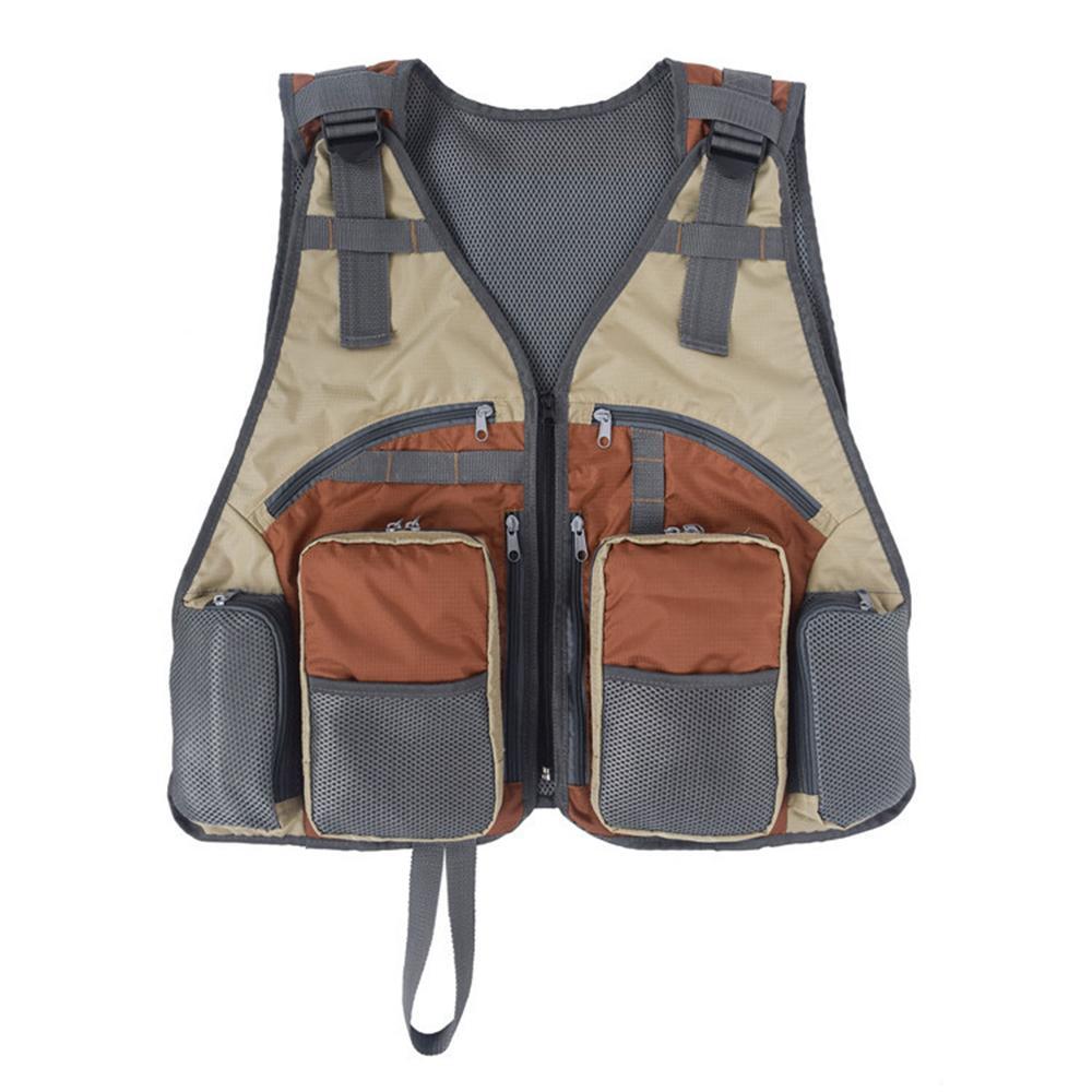 Multi Pockets EXTÉRIEUR EXTÉRIEUR GRESCOAT Gilet Jacket Veste Gilet pour la pêche