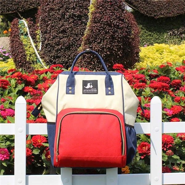 HH kadın büyük kapasiteli açık seyahat çanta su geçirmez çok fonksiyonlu bayanlar omuz çantası çanta nappy anne çanta desinger tote 2021