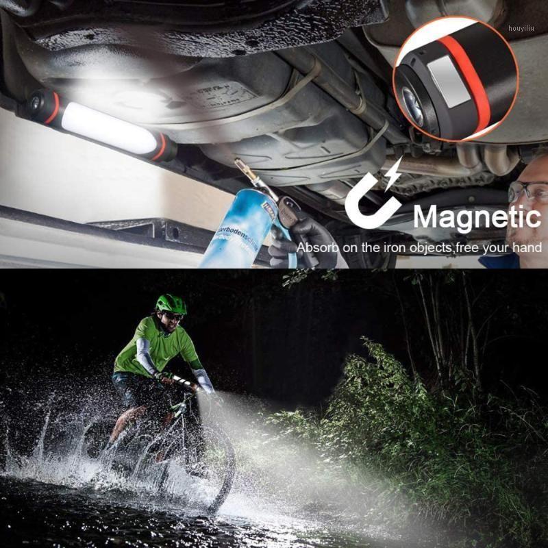 1 Ensemble de lanterne de camping portable LED lumière dure lampe de la tente LED tente lumineuse étanche flash d'urgence (B2 moyenne 5200AH, G1