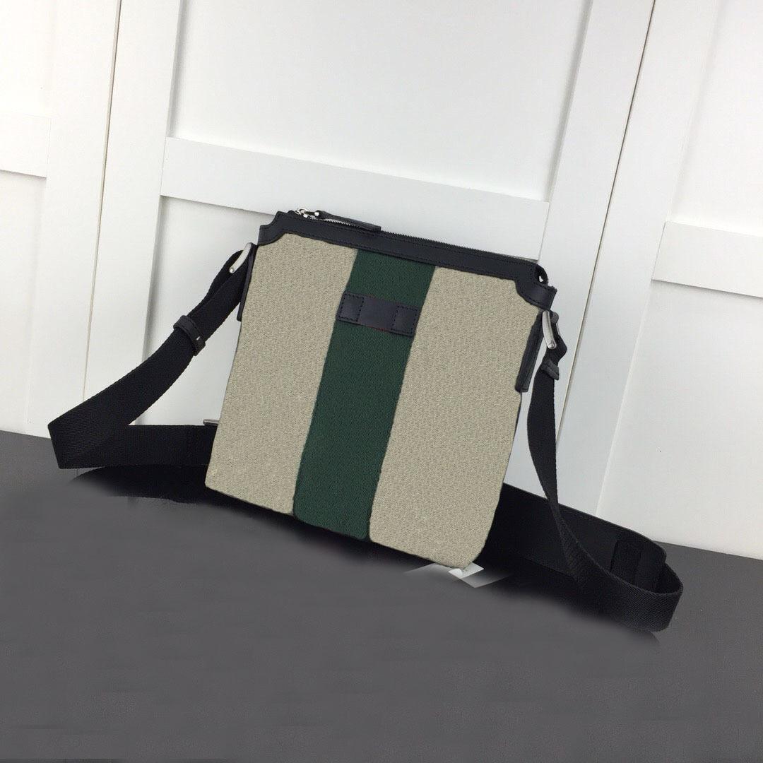 메신저 가방 남성 가방 클래식 패션 스타일 다양한 색상 외출을위한 최고의 선택, 크기 : 21 * 22 * 4 cm, M194 Freight 무료