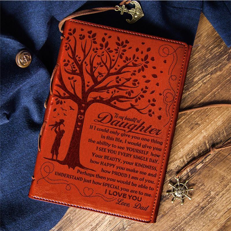 Retro Pirat Notebook Notebook Reise Tagebuch Notebook Business Memo Student Diary Hausaufgaben Kraftpapier Strap Großhandel