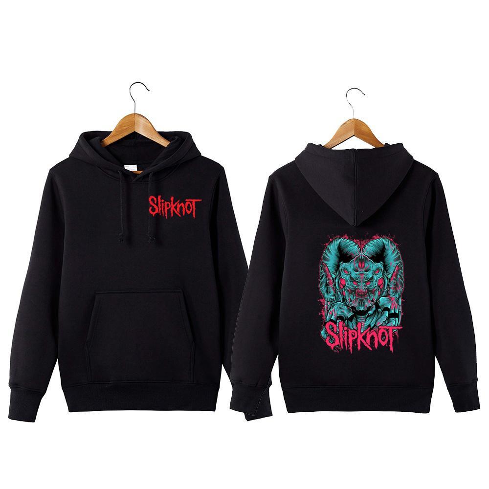 Slipknot Rock Band Hoodie Slipknot Sweatershirt Rock Band Hoodie Streetwear Hip Hop Sudadera con capucha 20128