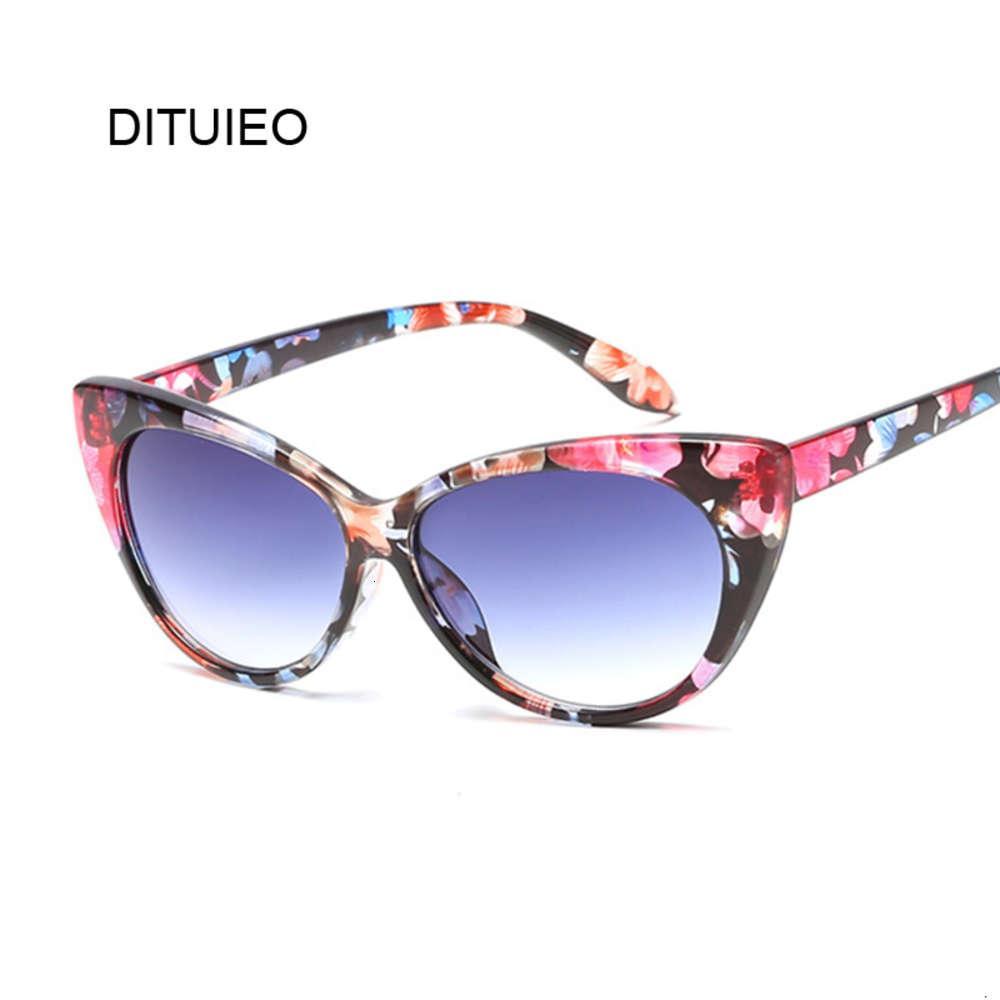 Novo pequeno pequeno clássico mulheres óculos de sol feminino vintage de luxo marca designer gato olho sol óculos uv400 moda