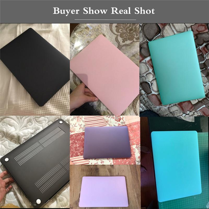 Caso de laptop para Air 13 A2179 2020 Pro 13 A2289 A2251 Capa para Touch Bar ID Air Pro 13.3 A1932 A1466 A2159