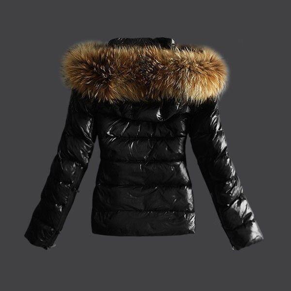 Kış İmitasyon Rakun Köpek Büyük Saç Yaka Kore Moda Kadınlar İnce Aşağı Pamuk Ceket Kısa