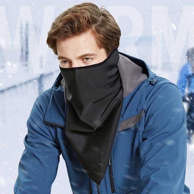 Sports Face Cover Scarf Bandana Cycling Cover Neck Gaiter Neck Face Mask Bike Warm Multi Use Biking Mountaineering Mask