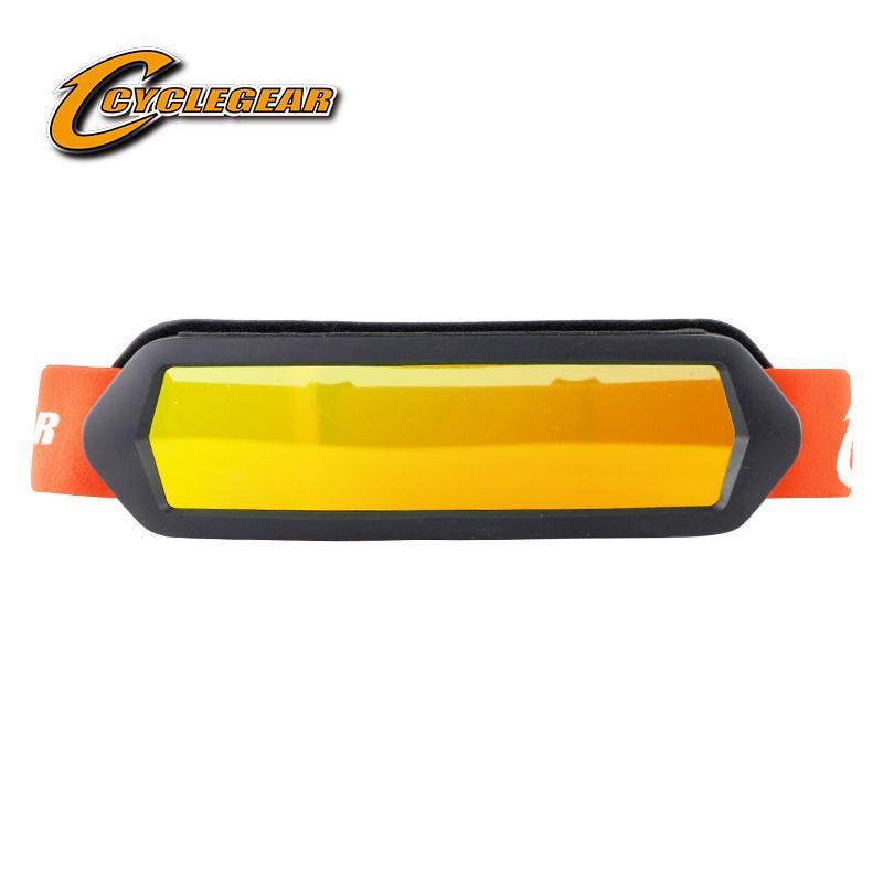 Cyclegear CG17 الأفقي الإطار موتوكروس MX نظارات مكافحة الضباب نظارات موتور دراجة ركوب الدراجات gafas