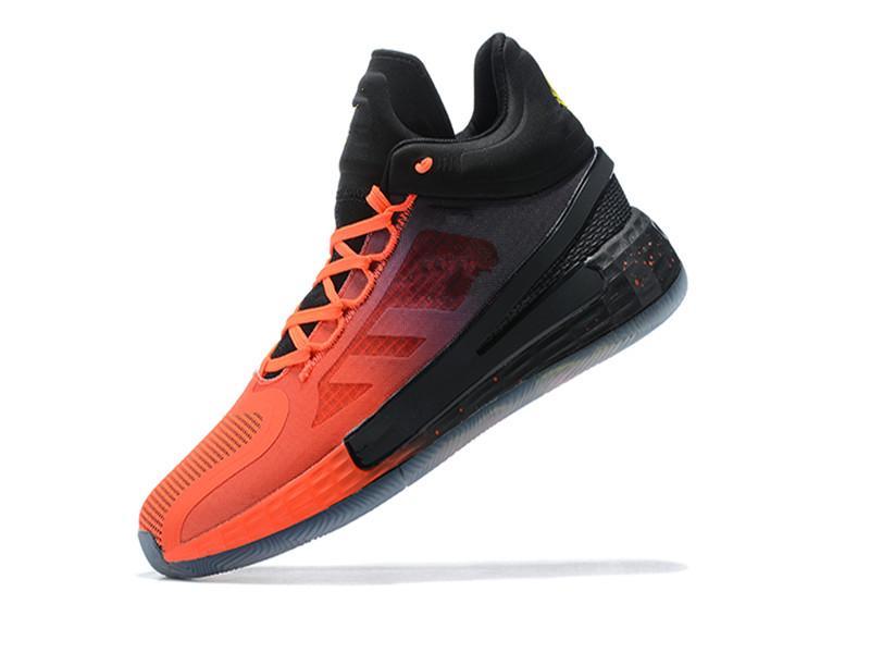2020 D روز 11 فينيكس إشارة الأخضر أحذية كرة السلة السوداء مع صندوق نيو ديريك روز 11 أحذية رياضية متجر US7-US 11.5