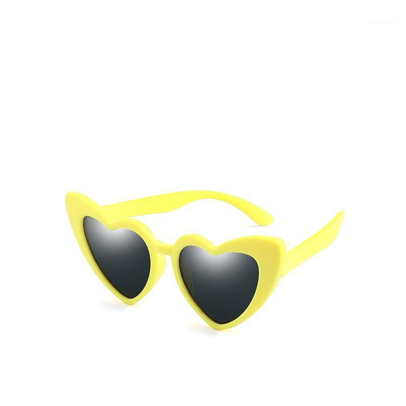 Солнцезащитные очки в форме сердца | Милый розовый ребенок, солнцезащитные очки UV400, очки животных, является идеальным подарком для мальчиков и девочек1