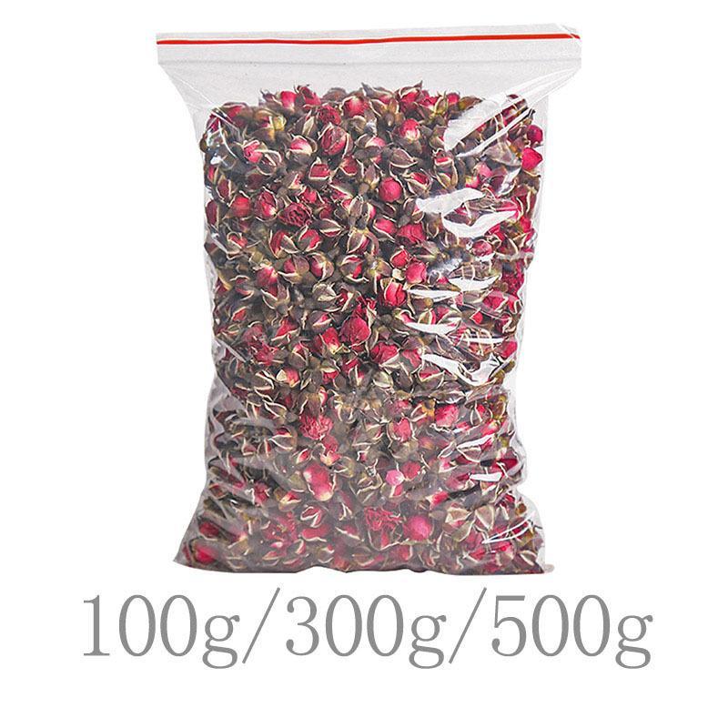 Натуральные сушеные красные бутоны роз Цветок Мини Роуз Буд DIY Свадебные Декоративные Свадебные Confetti Ремесла Ароматный Для Ванной Ароматерапия 201222