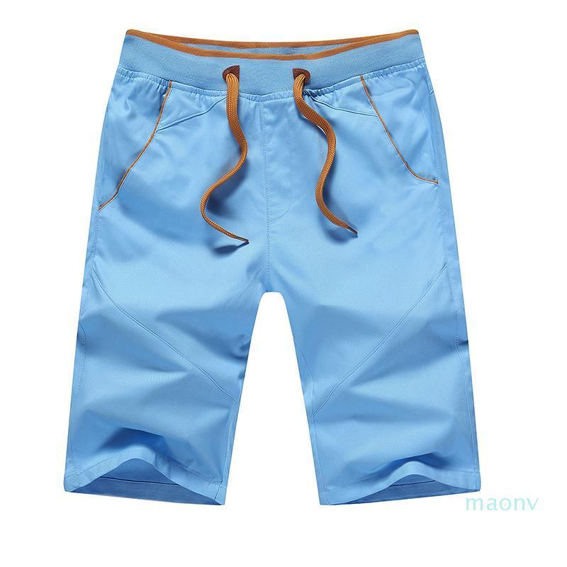 Newest Summer Casual Shorts Men Cotton Fashion Style Mens Shorts Bermuda 4 Colors Plus Size M-5XL Sport Short for Male YE08