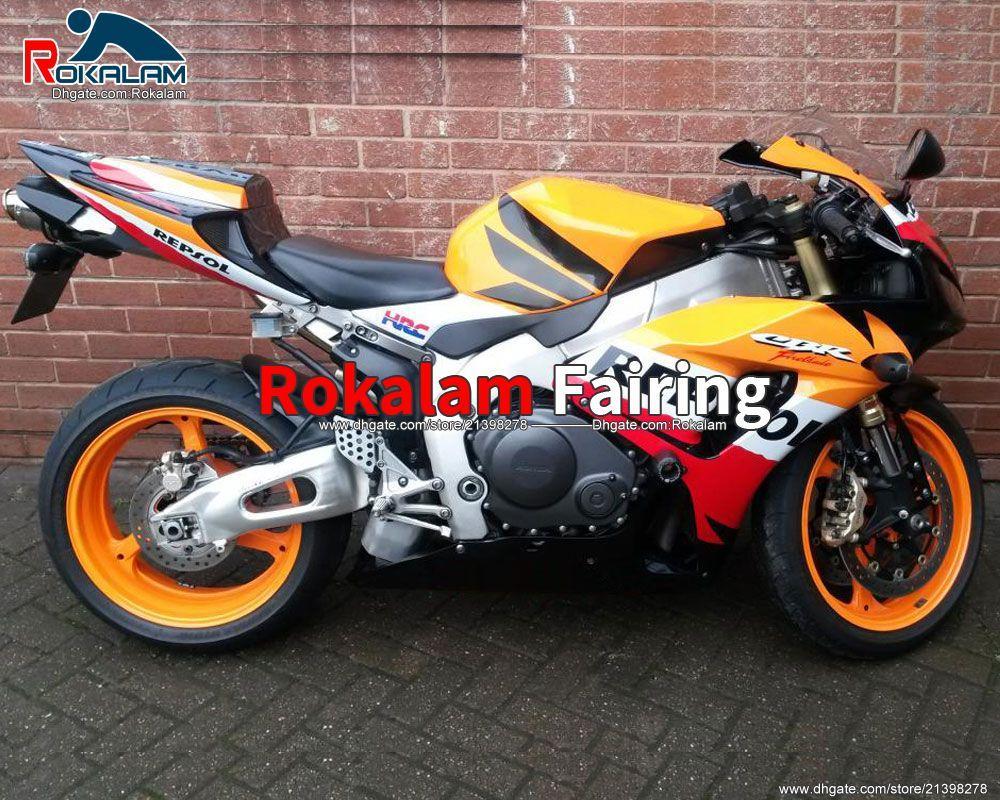 Für Honda-Formfüttern CBR1000 RR 2006 2007 CBR1000RR 06 07 CBR 1000 RR 2006 07 (Spritzgießen)