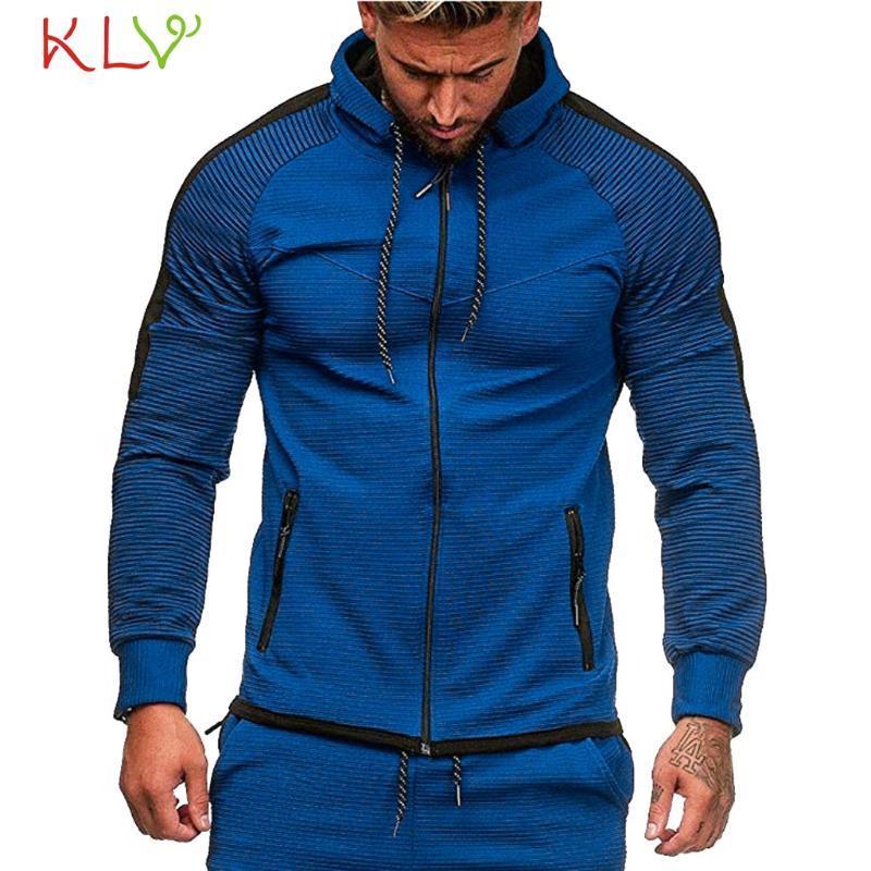 Men's Jackets Men Jacket Winter Hoodie Patchwork Plain Sport Autumn Coat Windbreaker Chaqueta Hombre Plus Size Streetwear 19Aug