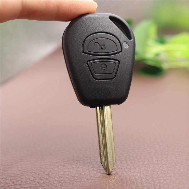 Оболочка ключа автомобиля для Citroen Ligier2 ключевой клавиш дистанционного управления Shell SX9 эмбрион, новая замена с лезвием