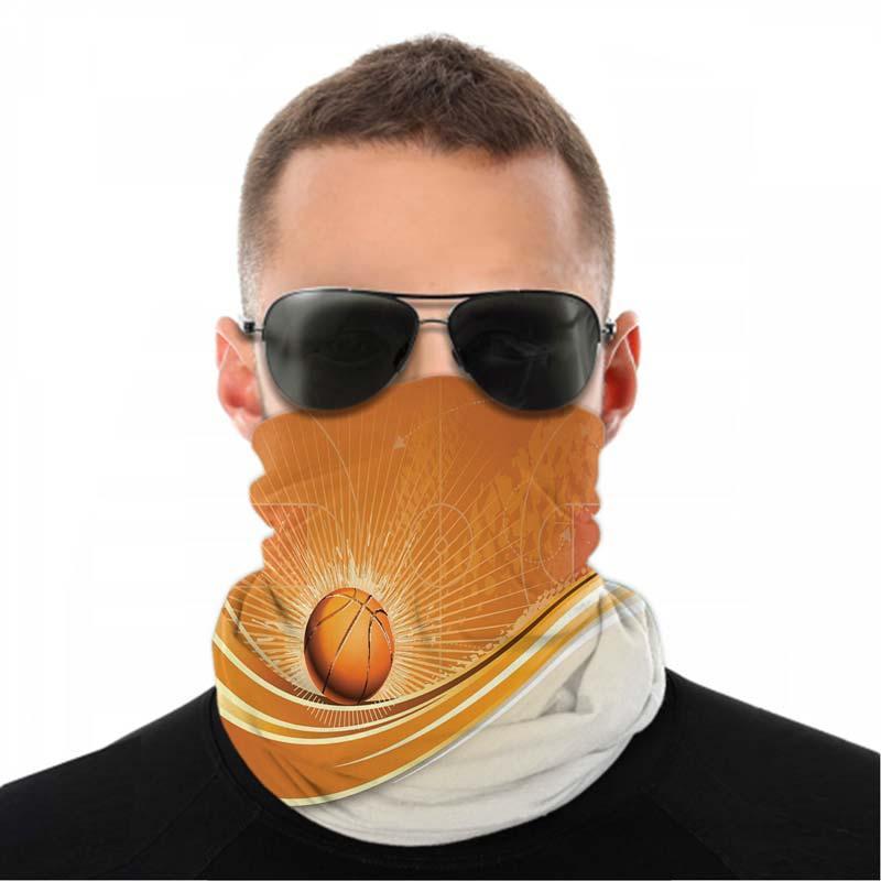 Outdoor Sports Seamless Camo Bandana Multifunctional Headwear Headband Magic Scarf Neck Gaiter Fishing Face Shield Mask Balaclava 138