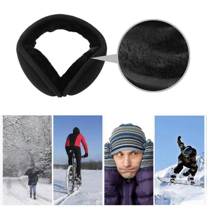 Winter Women Men Collapsible Fleece Earmuffs Earflap Earcap Ear Warmer Cover 2020 new hot sale fashion product