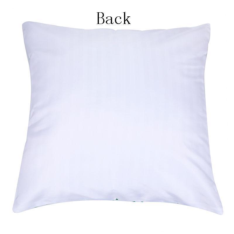 Çiçek Polyester Yastık Desen Pembe Yastıklar Gül Dekoratif Yastık Kapak Atmak Yastık Yastık Dekorasyon Dekorasyon Kanepe 40827 LFXTK