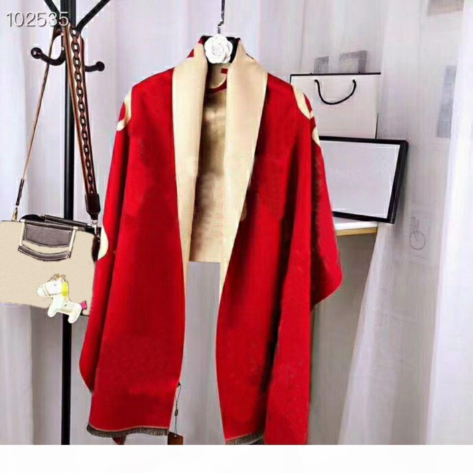 180 * 70 cm Große Größe Frauen Gedruckt Stickerei Schal Seide Winter Drucken Foulard Satin Square Kopfschals Frauen Luxus Designer Tücher Freies Schiff