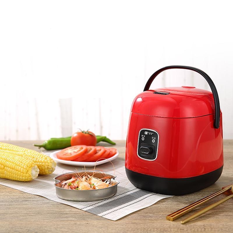 Cuisinières de riz ménage mini cuisinière multifonction portable petite puissance non-bâton électrique avec soupe de haute qualité bébé