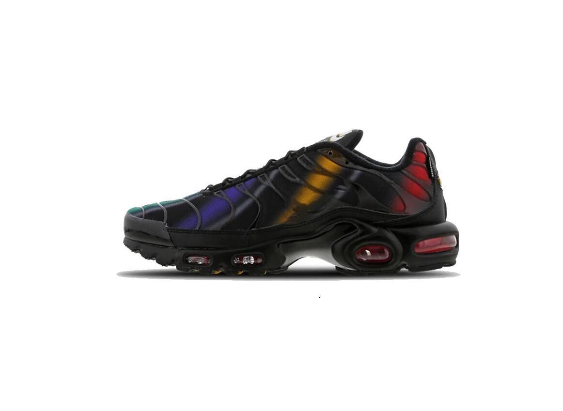 Оригинальные MAX TN PLUS Мужская Обувь Удобная Воздушная подушка Открытый Спортивные кроссовки Легкие кроссовки 47