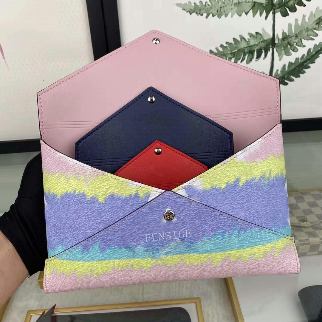 3 أجزاء مزيج عملة المحافظ النساء مخلب حقيبة حقائب محفظة pochette kirigami حقائب اليد المحافظ الحقيبة جيب المغلفات حقيبة المال 3 في 1