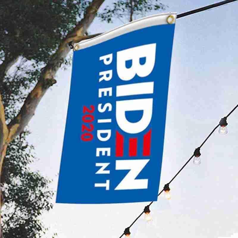 Garten-Flagge Biden-Wahl-Flagge Bidgen 2020 Festival 90x150cm Lieferung Party B1i1 Gartenwahl WMTPSI Petsyard Vtruj