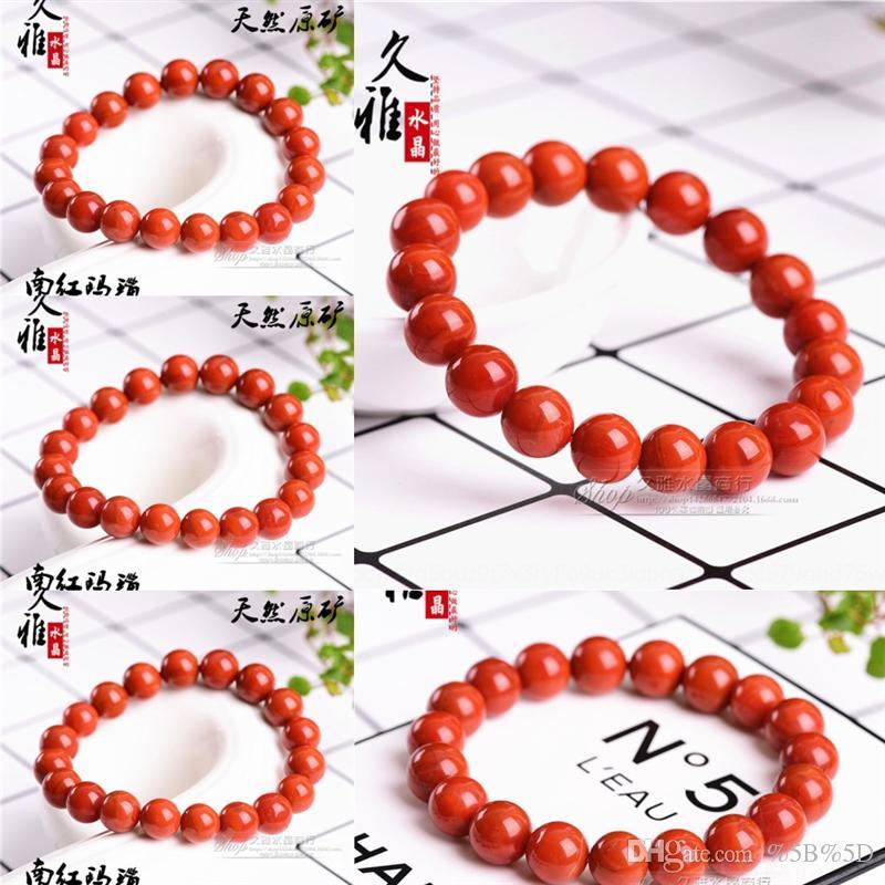 QlZU Colorful Bracelet Multicolor Buddha designer Lava Healing Balance Beads Reiki Men high quality Prayer Natural Stone Yoga buddha bead