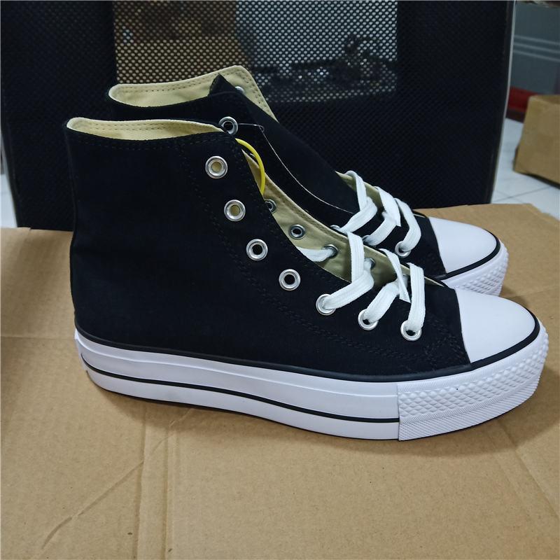 Converse 1970s 2021 NUEVO NEW BLACK HI Platform Shoes Running Taylor Durante 1970S Men Hombres Mujeres Zapatos Moda Plimsolls Blanco Casual Chaussures 32