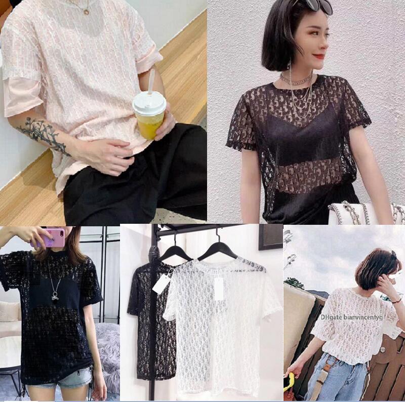 Camisa camiseta camiseta camisola camisola camisas vazias para fora homem letra camisas Techle top streetwear casual senhoras top stand homens sexy partido