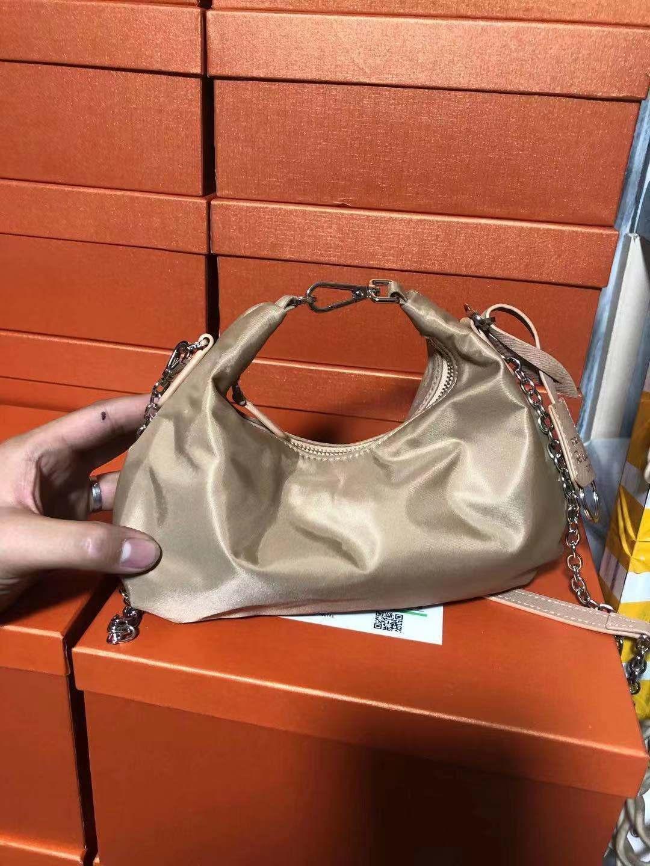 2021 donne in nylon borse moda signora nuovo stile tracolla borsa catena crossbody totes RG2081322