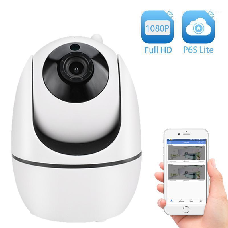 الكاميرات 1080P اللاسلكية 1920 * 1080 WIFI IP كاميرا ذكية أمن الوطن مراقبة CCTV شبكة P6SPRO1